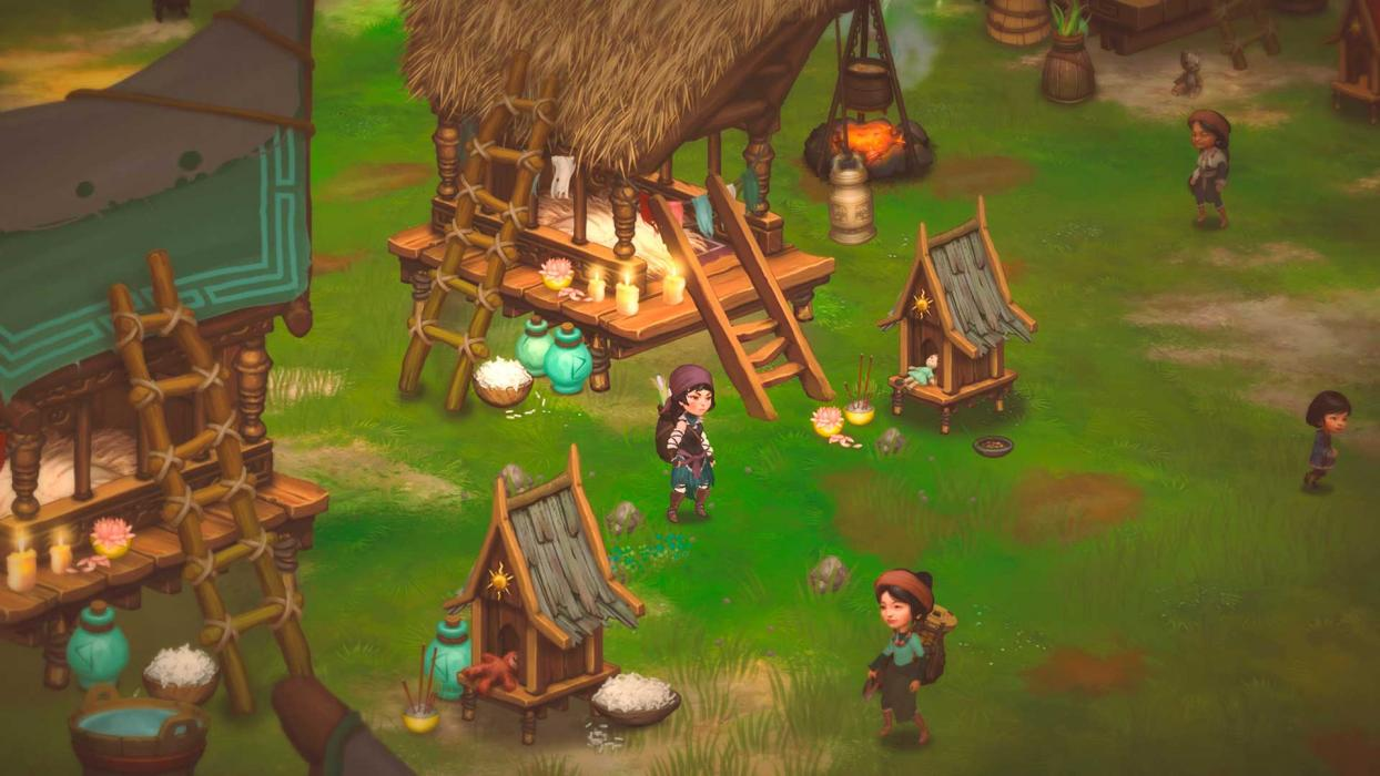 Smoke And Sacrifice Un Rpg Para Ps4 One Switch Y Pc